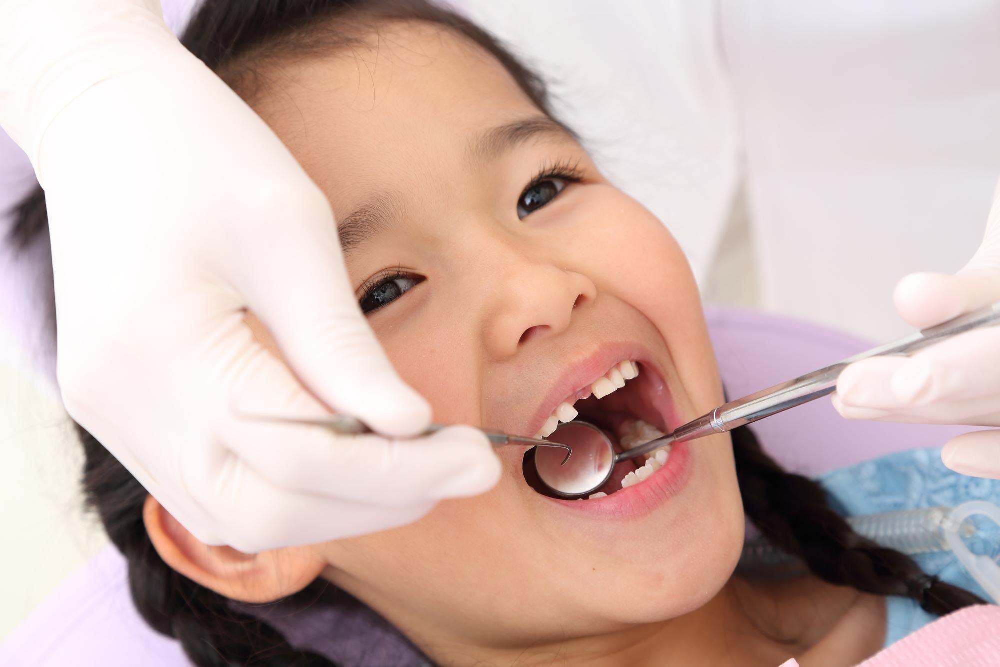 悪い歯並びの予防
